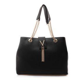 BORSA DONNA VALENTINO BAGS SHOPPING BAG DIVINA NERO VBS1IJ05 121
