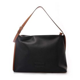 BORSA DONNA VALENTINO BAGS SACCA ADELE NAVY/CUOIO VBS4T402 121