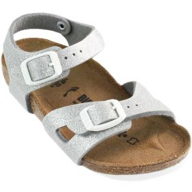 SANDALO BIRKENSTOCK RIO KIDS MAGIC GALAXY SILVER ART 831783 120