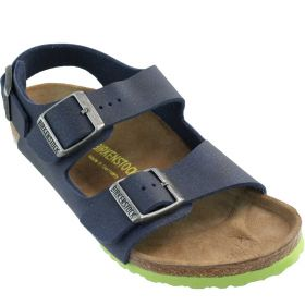 SANDALO BIRKENSTOCK MILANO RIO KIDS DESERT SOIL BLUE ART 0035203 CO