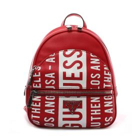 ZAINO DONNA GUESS BACKPACK RED HWGY6994 221