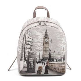 ZAINO DONNA Y NOT? BACKPACK WILD TIGER WIL012 121