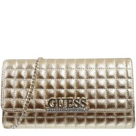 BORSA DONNA GUESS CLUTCH DINNER DATE GOLD HWMG775371 220