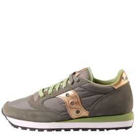SCARPA DONNA SAUCONY SNEAKERS JAZZ ORIGINAL OLIVE / GOLD 220