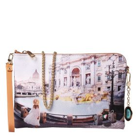 BORSA DONNA Y NOT? CLUTCH ROMA TREVI YES303S1 121