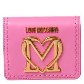 PORTAFOGLIO DONNA LOVE MOSCHINO ROSA JC5635PP0 121