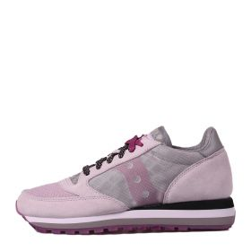 SCARPA DONNA SAUCONY SNEAKER JAZZ TRIPLE W WHITE/PURPLE S60554 121