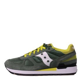 SCARPA UOMO SAUCONY SNEAKER SHADOW ORIGINAL GREEN/WHITE/YELLOW S2108 121