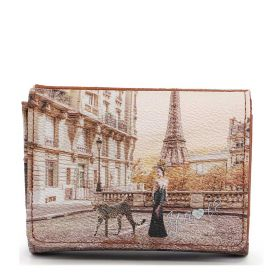 PORTAFOGLIO DONNA Y NOT? WALLET SMALL SAUVAGE YES547S1 121