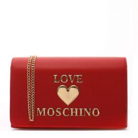 BORSA DONNA LOVE MOSCHINO CROSSBODY RED JC4083 121