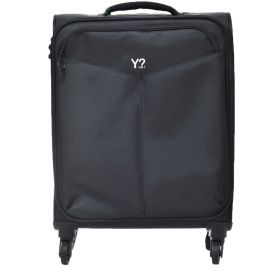 TROLLEY CABINA SOFT Y NOT? BLACK 4 RUOTE SPINNER L9001