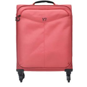 TROLLEY CABINA SOFT Y NOT? RED 4 RUOTE SPINNER L9001