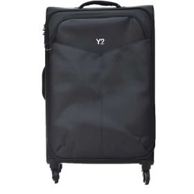 TROLLEY MEDIO SOFT Y NOT? BLACK 4 RUOTE SPINNER L9002