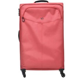 TROLLEY GRANDE SOFT Y NOT? RED 4 RUOTE SPINNER L9003