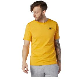 T-SHIRT UOMO NEW BALANCE ESSENTIALS EMBROIDERED TEE ASPEN MT11592ASE 121