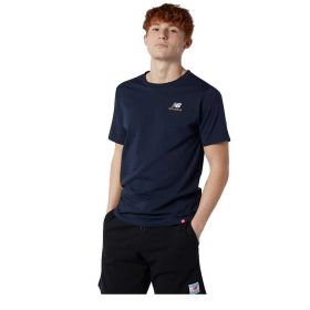 T-SHIRT UOMO NEW BALANCE ESSENTIALS EMBROIDERED TEE ECLIPSE MT11592ECL 121