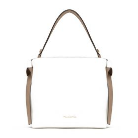 BORSA DONNA MANILA GRACE TOTE HOLLY BIANCO B265EU 121