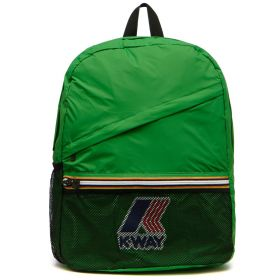 ZAINO K-WAY UNISEX BACKPACK LE VRAI 3.0 FRANCOIS GREEN K00X60 121