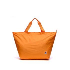 BORSA DONNA K-WAY SHOPPING BAG K-POCKET BIG BLUE DEPHT K71148 CO